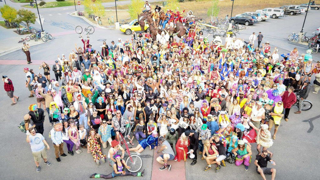 2016 Steamboat Springs Mustache Ride