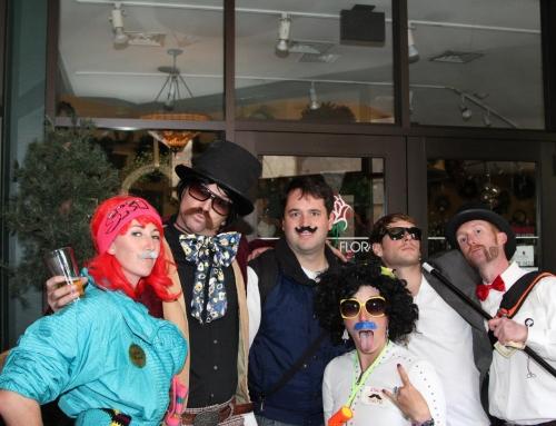 2011 Mustache Ride