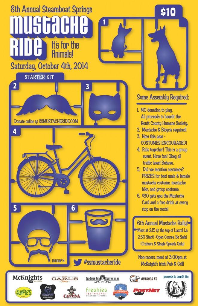 mustache ride 2014 final